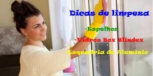 DICAS DE LIMPEZA OLIVIDROS